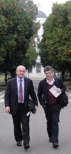 Paul MIller and Tom Mueller