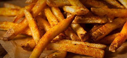 Research suggests fried potatoes, poor eating habits reduce lifespan