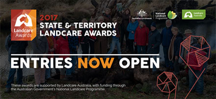 Landcare Awards now open