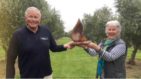 Wairarapa success as region cleans up olive oil awards