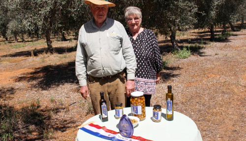 Forbes grown olives winning prizes in Sydney Royal Fine Food Show
