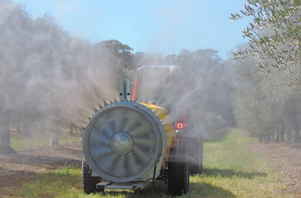 Have your say on spray drift management