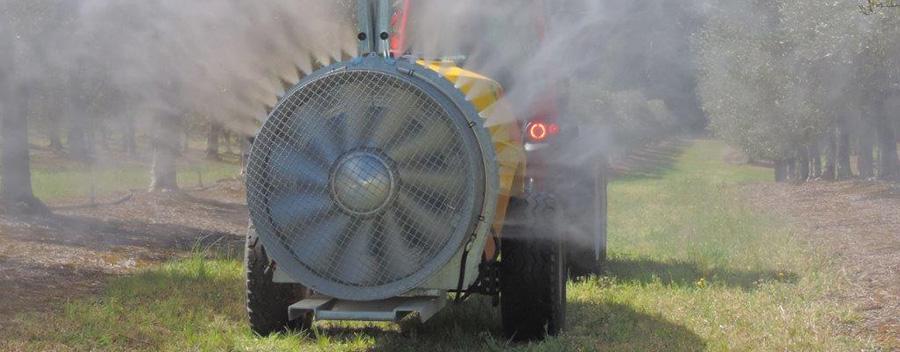 Still time to input on spray drift management