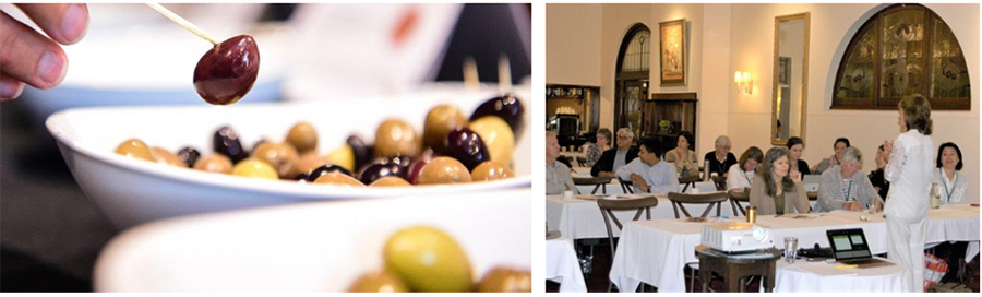 Venues announced for national table olive workshops with Linda Costa