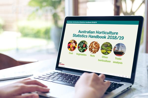 2018/19 Horticulture Statistics Handbook released